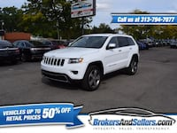 2016 Jeep Grand Cherokee Limited 4WD Taylor