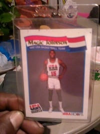 NBA Hoops basketball trading card Bakersfield, 93307