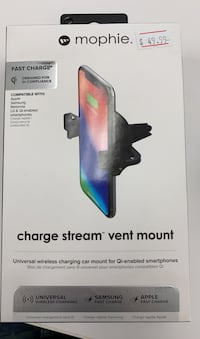 Charge Stream Vent Mount  Norfolk, 23518
