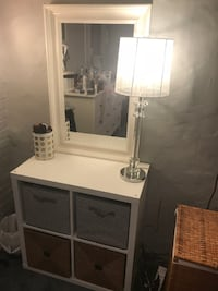 White Bedroom Set Arlington