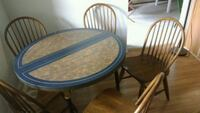 Dining table - wooden  131 mi