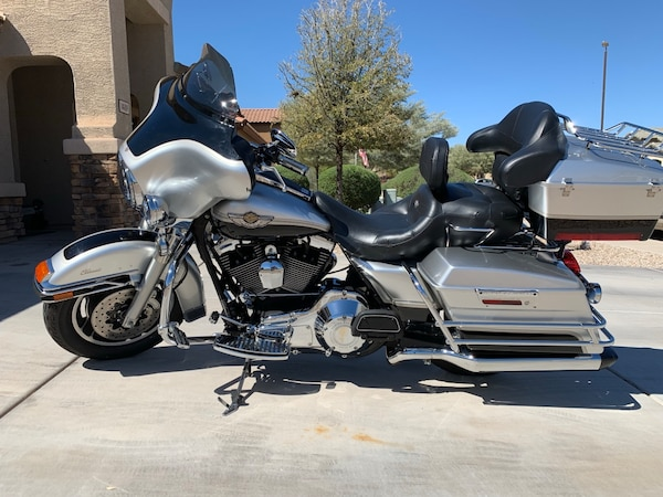 2003 Harley Electra Glide Classic 100th Anniversary Many Upgrades, Low Miles