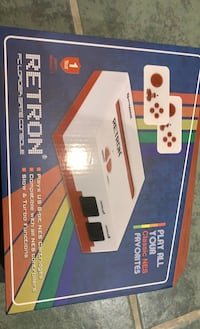 Retron game console NES