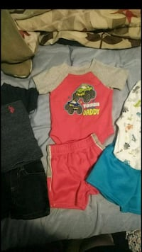 5 3-6 months outfits Kingsport, 37660