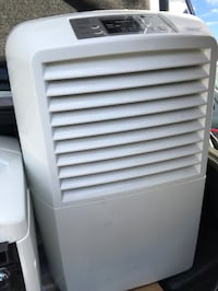 white and gray portable air cooler Burke, 22015