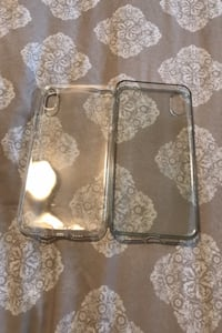 iPhone XS Max Clear Case Calgary, T3K