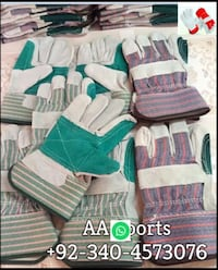 Extra patch on plam working gloves, army, fitness, fire wapda, electricity, football, ball, wear, bass ball type