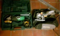 green and black corded power tool Evansville, 47711