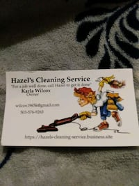 House cleaning and commercial work all so Keizer