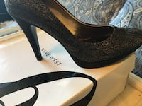Nine West pumps new in box Côte-Saint-Luc, H4W 2V3