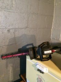 """16"""" electric hedge trimmer: Craftsman GC 44420 YOUNGSTOWN"""