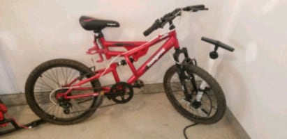 FREE Mongoose Dirt Bike!!