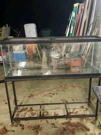 50 gallon fish tank and stand  Sykesville, 21784