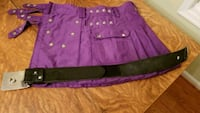 Kilt and leather belt  Mount Airy, 21771