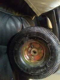 Two tires 4.10/3.50 asking15 each brand new Surrey