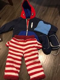 6-9 months old baby winter gear. Chicago, 60606