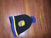 Mitchell and ness golden state warriors beanie Surrey, V3X