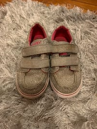 Size 6 sperry toddler girls