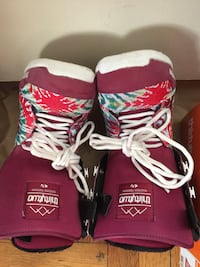 Thirtytwo (w) snowboard boots size6