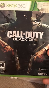Call of Duty Black Ops PS3 game case Middleburg, 32068