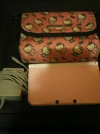 Pink and White XL 3ds (Used) Washington