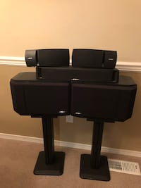Bose 301 speakers and rear/center surround Maple Valley, 98038