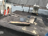 Problem with roof tiles and rober Baltimore