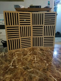 Two mountable CD racks. St. Catharines, L2P 2Y4
