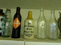 5 vintage/antique bottles Burnaby, V5E 3A2