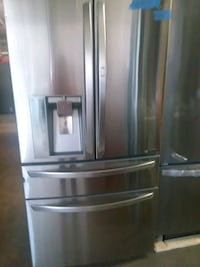 Stainless steel  4 doors excellent conditions  Baltimore, 21223