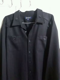 black button-up jacket Houston, 77021
