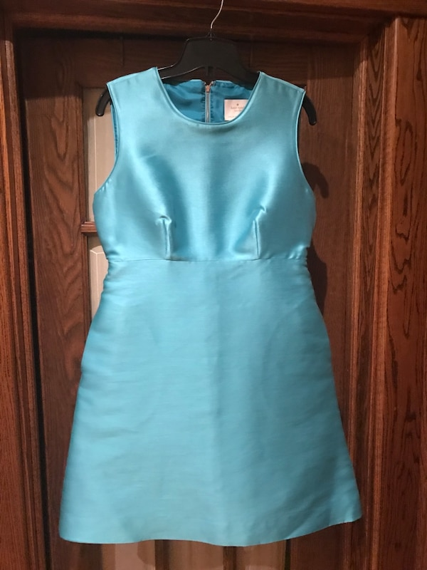 Kate spade Tiffany blue dress brand new with tags size 8