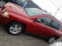 Jeep-Compass-2007 Clinton Township
