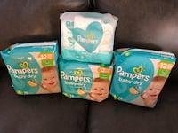 Size 4 Pampers Bundle Portsmouth, 23703