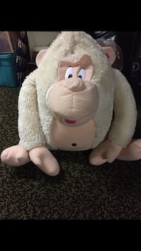 Adorable giant ape stuffed toy  Mississauga, L5L 3Y3