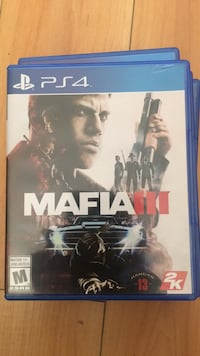 Mafia 3 ps4 game  Surrey, V3T 0E3