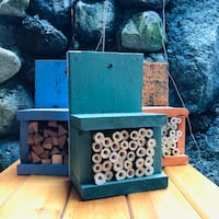 Bee and bug houses North Vancouver, V7J 3K4