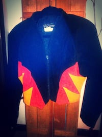 Leather/suede Jacket Size SM-Gently used from Germany St. Cloud, 56301