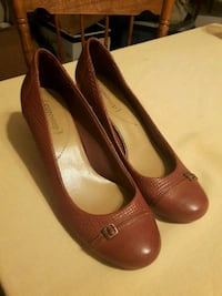 Brown High Heels - Size 8.5 Edmonton, T5T 3V2