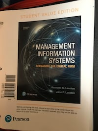 Management Information Systems Textbook  Toronto, M3H 2S9