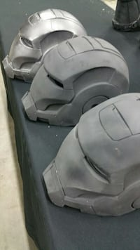 Custom Ironman war machine helmet cast Temple City, 91780