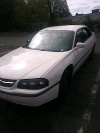 2003 Chevrolet Impala Washington