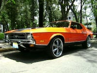 Ford - Mustang - 1972 Jackson