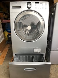 Samsung washer and dryer  Edmonton, T5E 2V4