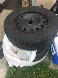 BF Goodrich  [PHONE NUMBER HIDDEN] S Winter tires Toronto, M1B 1C3
