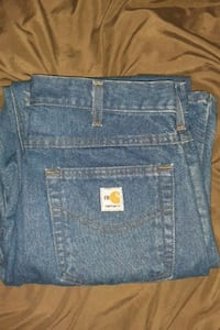 """""""NEW"""" CARHARTT Flame Resistant Jeans"""