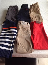 Boys clothes 556 km