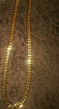 18k Gold necklace Lowell, 01850