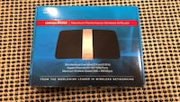 Like new in original box w/ everything that came with it Linksys E4200 Maximum Performance Wireless-N Router Moorestown, 08057