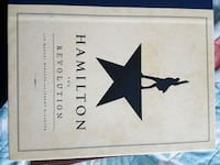 Hamilton The Revolution (book) Hyattsville, 20781